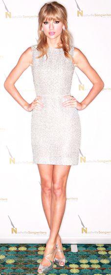 Taylor Swift: Nashville Songwriters Association International Honors Taylor Swift