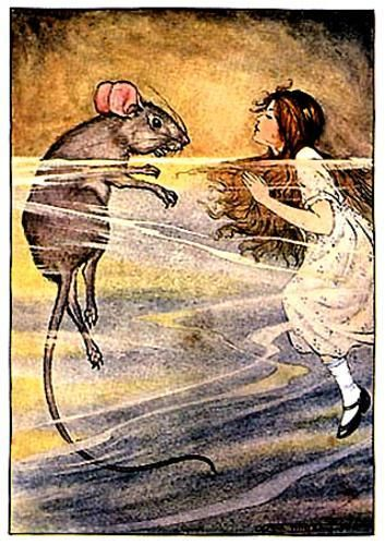 """Alice In Wonderland"" by Milo Winter (1916)"