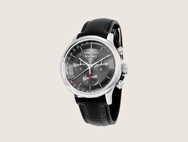 Maurice Lacroix Les Classiques Grey Dial Calendar Nice Watches For Men