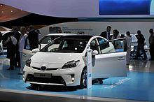 2011-2013 Toyota Prius Plug-In Hybrid