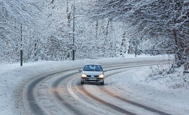 Winter driving safety advice