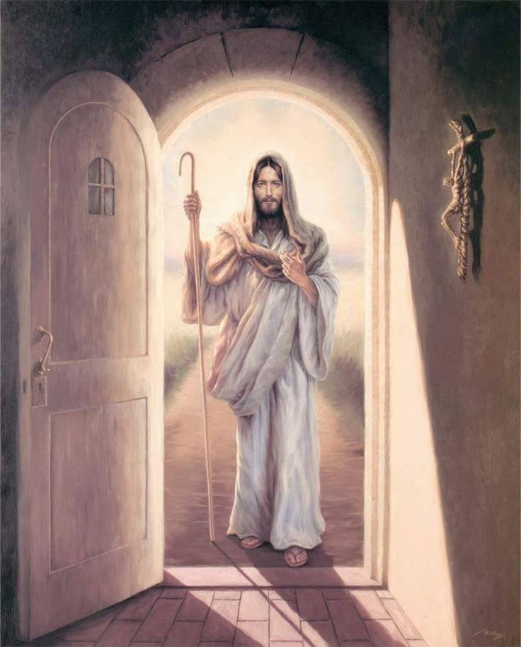 Welcome Jesus Christ our Lord!