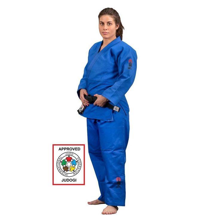 Judogui o kimono de Judo Daedo Blue Homologado por IJF   #Taekwondo #SacosdeBoxeo #DobokDaedo #DobokAdidas #Hapkido #Aikido #BJJ #Karate #Judo #Boxeo #Ninjutsu #CletoReyes #Rudeboys #Mizuno #Sambo