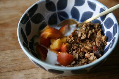Everday Granola Recipe   mostly foodstuffs