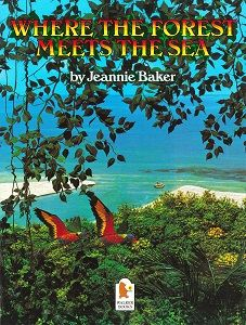 AUSTRALIA Unit of work for Year 2 by Nicole Hughes on Where the Forest Meets the Sea by Jeannie Baker.