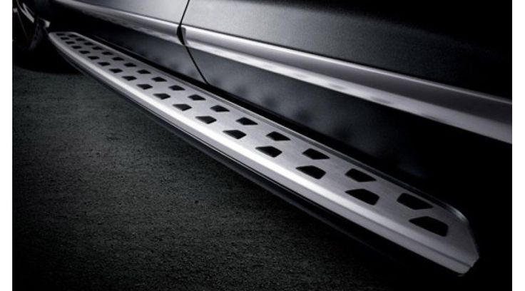 TUIX RUNNING BOARD FOR HYUNDAI GRAND SANTA FE / MAXCRUZ  – 2016-17 MNR