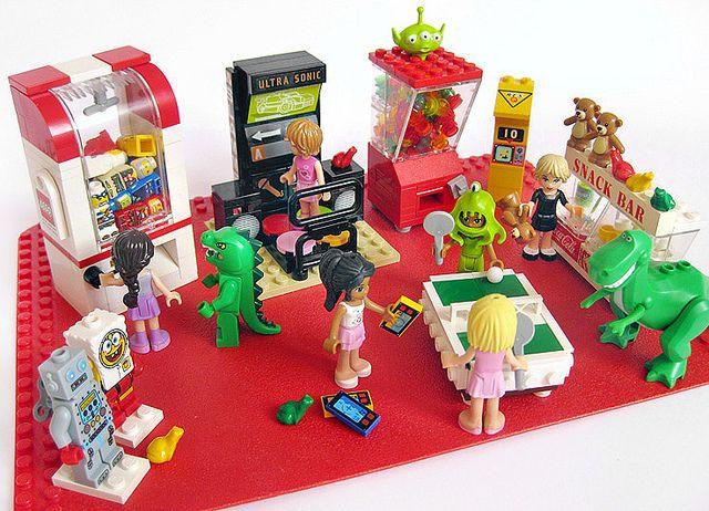 Day at arcade by Jemppu M, via Flickr
