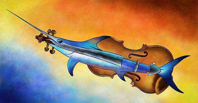 Fisholin V1 - instrumental fish by Cersatti