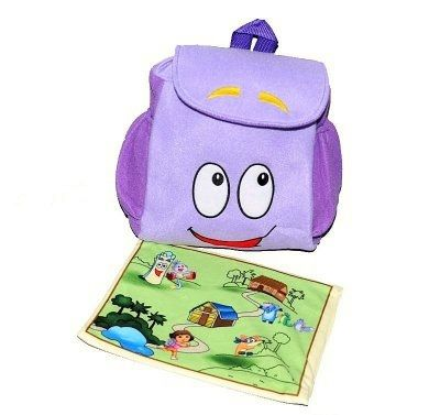 Dora+utforskarens+ryggsäck+++karta
