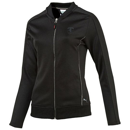 Women Track Jackets Puma Ferrari Track Jacket Clothing outlet online