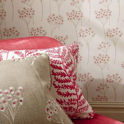 Wild Garden Cowslip Wallpaper | Wayfair UK