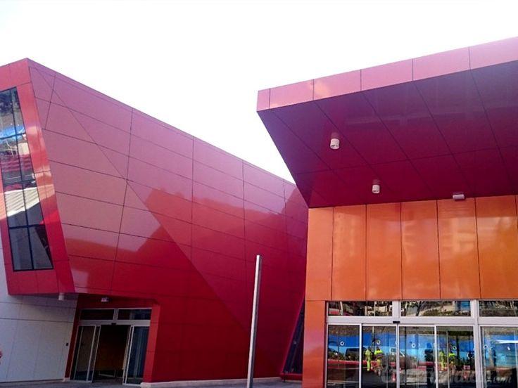 Te mostramos la nueva Estación de Cruceros de Tenerife19 Septiembre 2016…