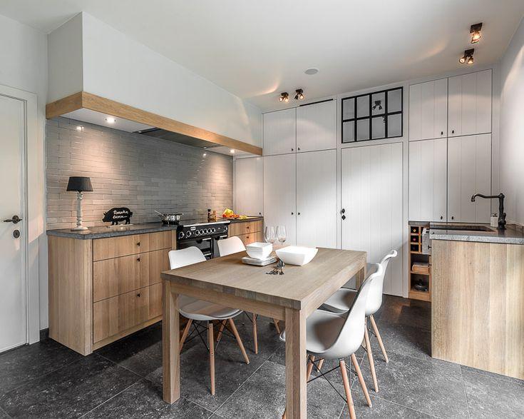 Leefveranda landelijk google zoeken keuken pinterest for Landelijk strak wonen