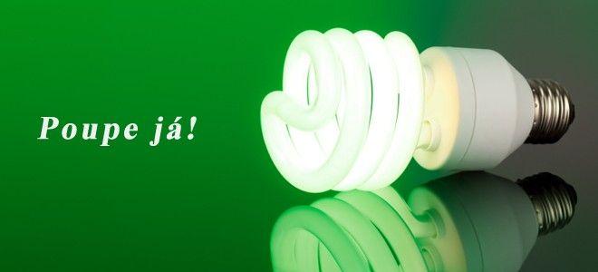 Opções de iluminação para poupar dinheiro