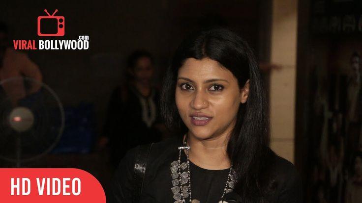 Konkona Sen Sharma At A Death In The Gunj Special Screening