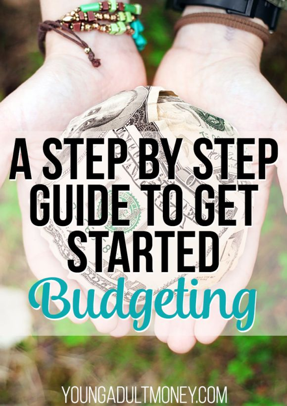 This post gives a step by step guide to get started budgeting. Follow the 8 simple steps and you will be on your way to having a budget that works.