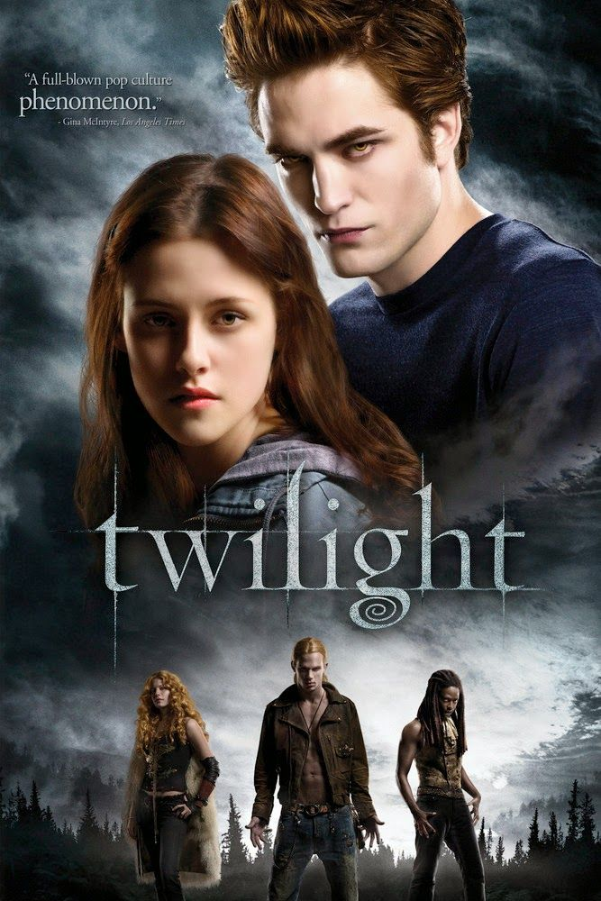 Watch Twilight Online Free Putlocker: A teenage girl risks everything when she falls in love with a vampire.