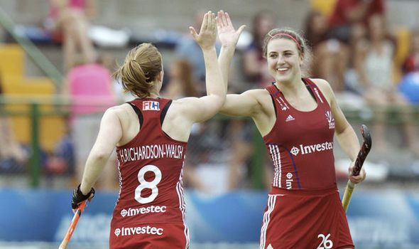 Great Britain and England star Lily Owsley named FIH rising star of 2015