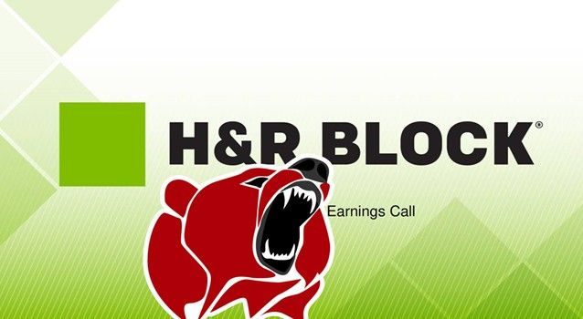 Get full analysis and PUT options setup on H&R Block Inc, HRB, ahead of earnings after the closing bell on 7th March - My Trading Buddy Markets Analysis Mag