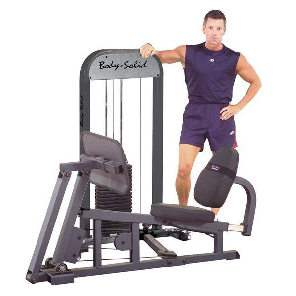 Body Solid GLP-STK Fusion Leg and Calf Press Machine