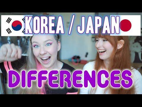 Culture shock | Japan & Korea differences 日/韓 在住外国人のカルチャーショック