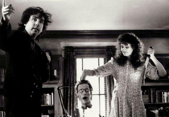 Les Plus Belles Photos de Tournage des Films de Tim Burton