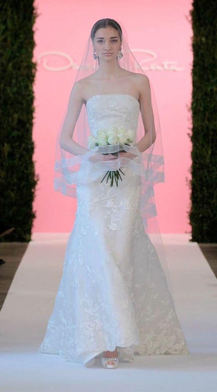 Oscar de la Renta Bridal Spring 2015 | Bridal Spring 2015 ...
