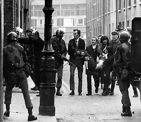 an introduction to the bloody sunday Posts about bloody sunday written by hannahbremner2013 and thedirtybankers  posted in group introduction tagged 30th january 1972, blog, bloody sunday,.