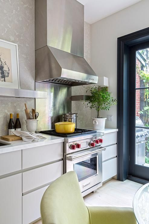 17 Best Ideas About Stainless Steel Vent Hood On Pinterest