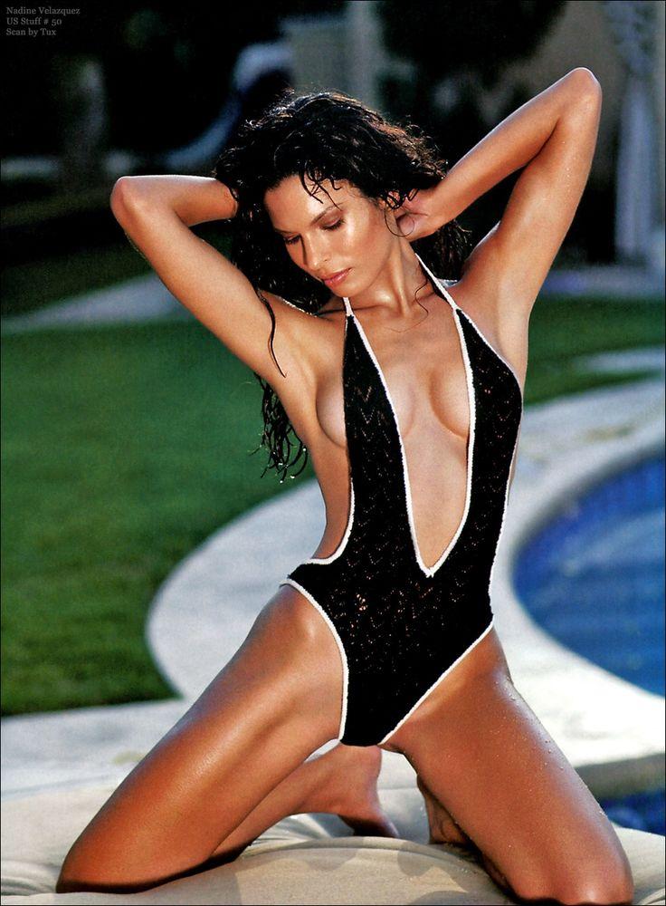 Nadine Velazquez Yoga Pants Meghan Markle B...