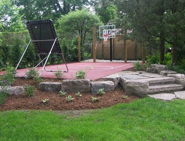 Games & Sports Courts by Rubaroc Rubber Safety Surfacing  outdoor products