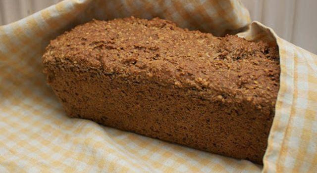 Grovt brød med natron