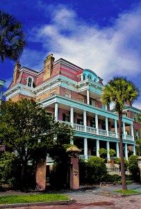 """When visiting Charleston, it is possible to get a little closer to the ghosts. In fact, if you stay at the Battery Carriage House Inn, you may awake to find one sleeping next to you.  The Battery Carriage House Inn is said to be the most haunted hotel in Charleston. It's been featured on various """"Most Haunted"""" lists with nu"""