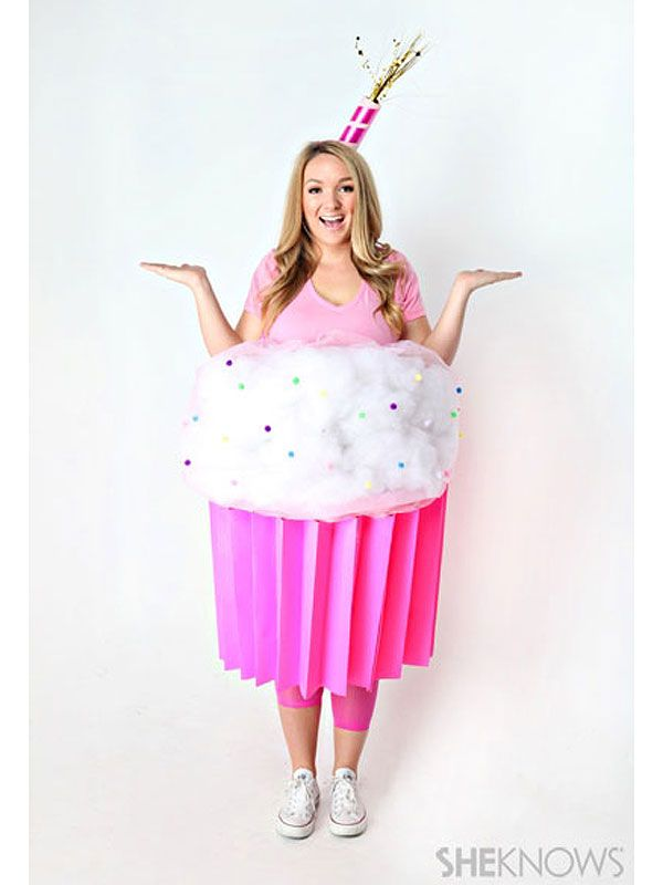 Easy food costumes for Halloween