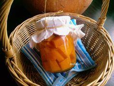 kuchnia na obcasach: Dynia w occie