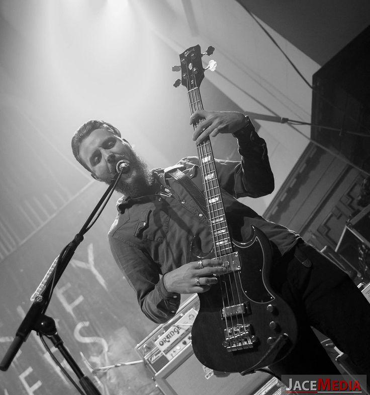 Whisky Myers/ Broken Wit Rebels @ St Lukes, Glasgow | Jace Media