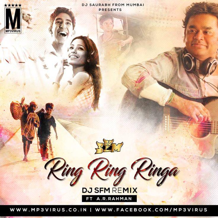 Ring Ring Ringa - Slumdog Millionaire - DJ SFM Remix Latest Song, Ring Ring Ringa - Slumdog Millionaire - DJ SFM Remix Dj Song, Free Hd Song Ring Ring