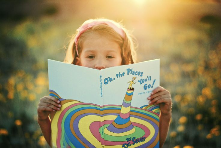 5 year old portrait photos - oh the places you'll go {Britain Earl Photography}