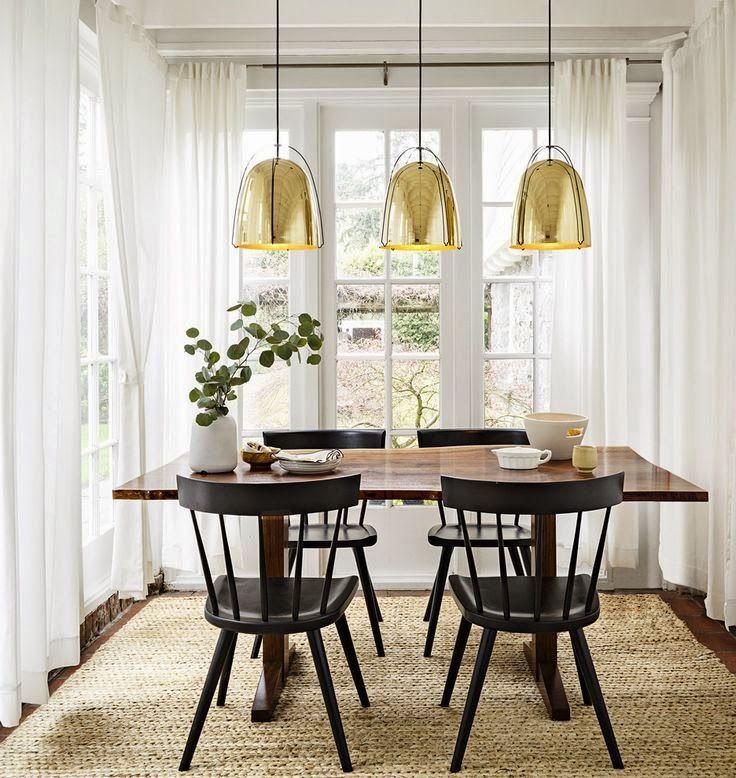 light and airy with dark furniture httpwwwrejuvenationcom