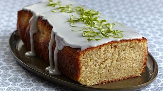 Banankage med lime - opskrift på nem kage