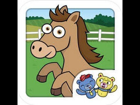 Paarden puzzel voor kinderen. Je kan deze app #GRATIS downloaden en dan krijg je 10 puzzels gratis. De app heeft geen reclames en geen links die buiten de app leiden. Doelgroep: peuters en kleuters