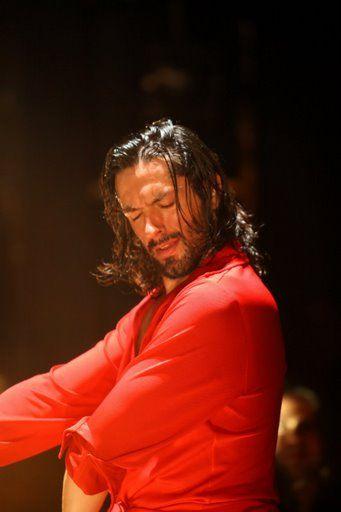 Rafael Amargo, flamenco dancer and choreographer.