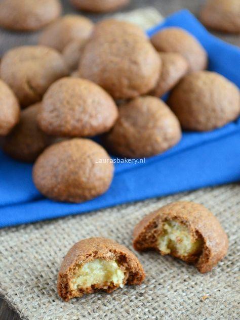 Gevulde kruidnoten - Laura's Bakery