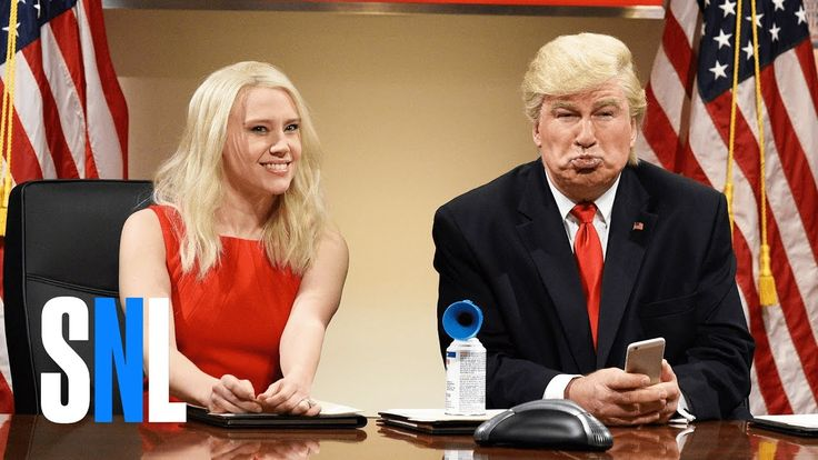 "Classroom Cold Open - SNL (Comedians had been saying this for over a year now. Comedy would be gold if Trump got elected. I hate to admit it, but I watch every single late-night talk show just for the Trump jokes. And ""SNL,"" a show I could never get into, is becoming must-see TV on Sunday morning when I wake up.) ""Ooops, I did it again"" is the best part of this one."