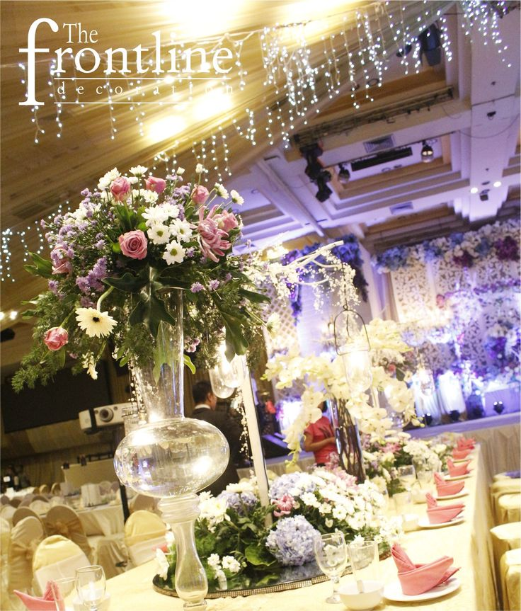 The wedding of Denny - Yenny@kowloon Palace Decorated by Eden decoration