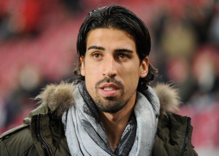 Sami Khedira, midfielder