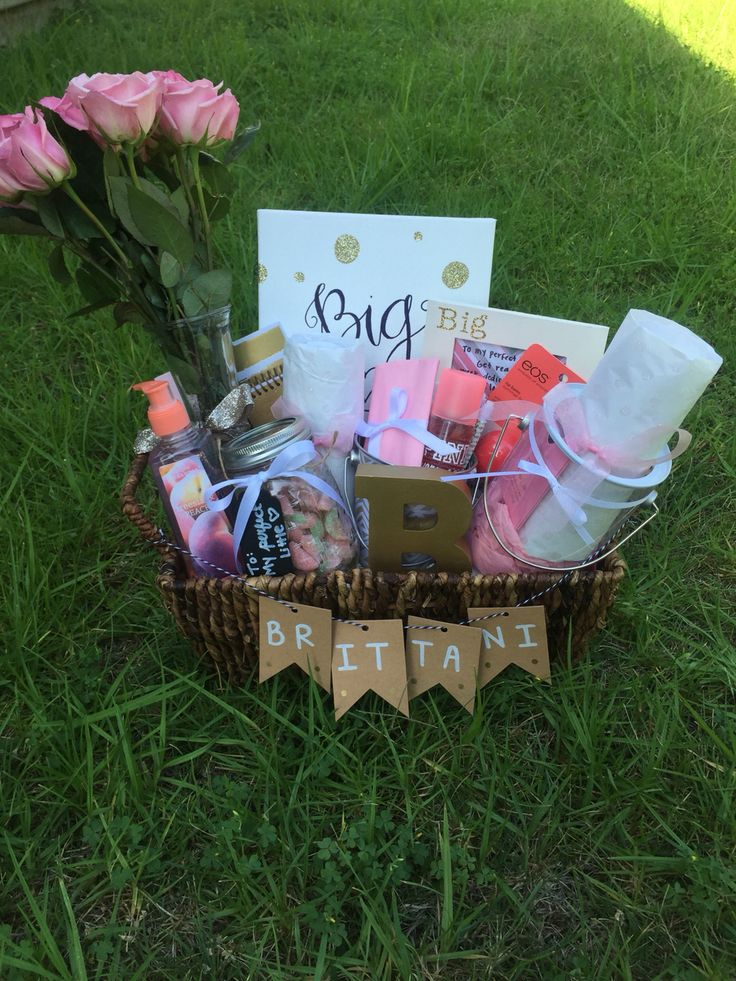 Alpha phi sorority big/little basket                                                                                                                                                      More