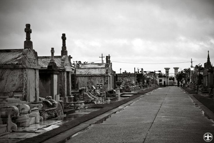 Walk through New Orleans' cemeteries: Nawlin, Photo
