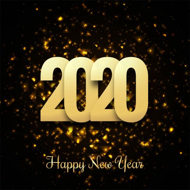 Download 2019 Happy New Year Gold Glossy For Free Happy New Year Wallpaper Happy New Year Newyear