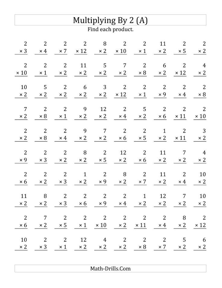 20 best MATH images on Pinterest Homeschool math, Maths and - long multiplication worksheets